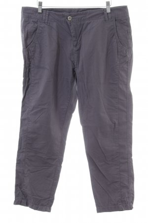 Street One 7/8 Length Trousers light grey casual look