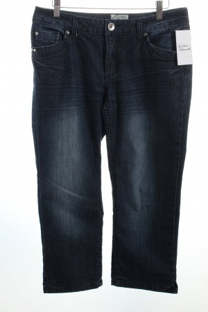 "Street One 7/8 Jeans ""Georgia"" dunkelblau"