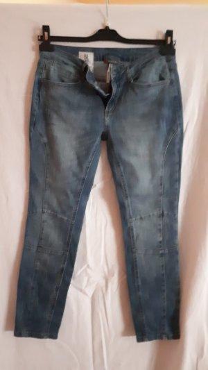Street One 7/8 Length Jeans slate-gray