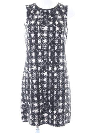 Street One A-Linien Kleid abstraktes Muster Casual-Look