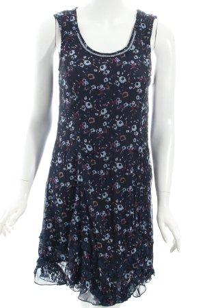 Street One A-Linien Kleid florales Muster Lolita-Look