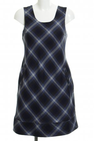 Street One A-Linien Kleid grafisches Muster Business-Look
