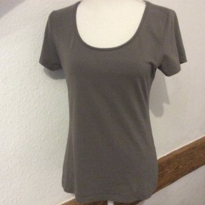 Street One Camiseta marrón grisáceo