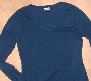 Street One Basic Shirt Hochwertig Dunkelblau