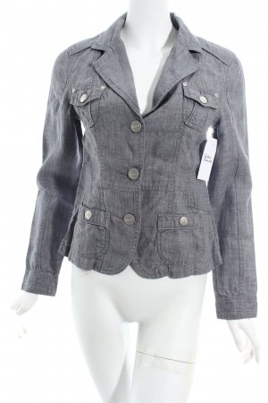Street One Blazer grau Casual-Look