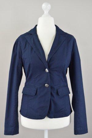Street One Blazer Jacke blau Größe 40 1708430720622