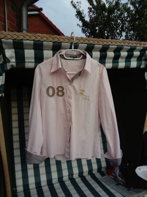 street one Bluse zartes rosa 40