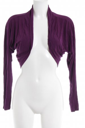 Street One Bolero purple simple style