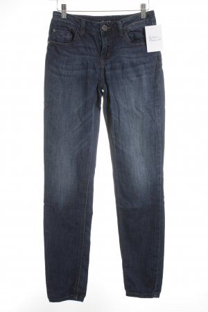 Street One Boot Cut Jeans dunkelblau Casual-Look