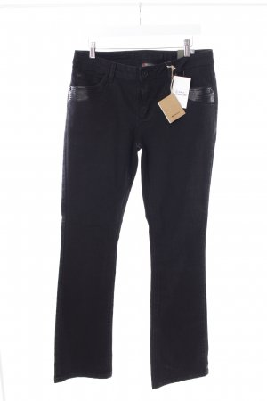 "Street One Boot Cut Jeans ""JANIS"" schwarz"