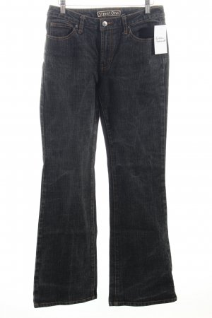 "Street One Boot Cut Jeans ""Salma long"" grau"