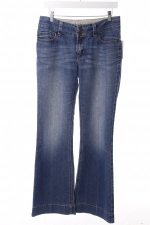 "Street One Boot Cut Jeans ""Selma Long"" blau"