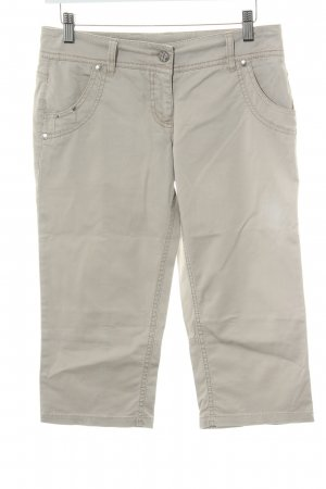 Street One Caprihose beige Casual-Look