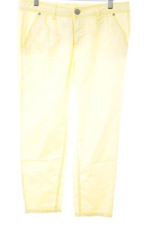 Street One Capribroek geel-lichtgeel extravagante stijl