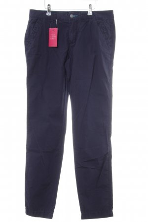 Street One Cargo Pants blue casual look