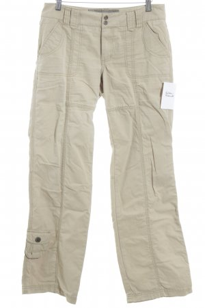 Street One Cargohose beige Country-Look