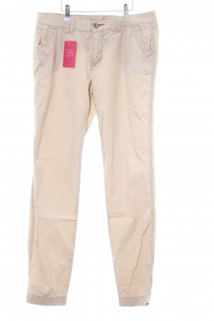 Street One Cargo Pants natural white casual look