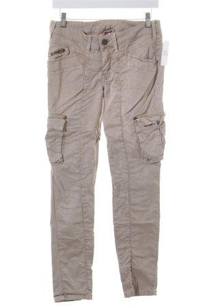 "Street One Pantalón de camuflaje ""york"" beige"