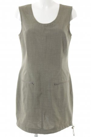 Street One Cargo Dress green grey casual look