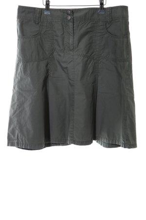 Street One Cargo Skirt light grey-black casual look