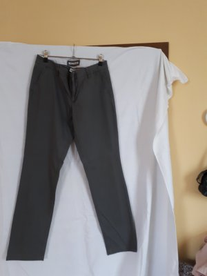 Street One Pantalone chino grigio-verde-cachi