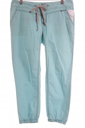 Street One Chinohose babyblau Casual-Look