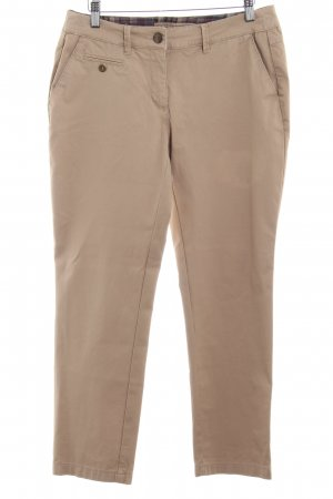 Street One Chinohose camel Casual-Look