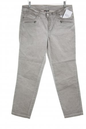 Street One Chinohose grau-hellgrau Casual-Look