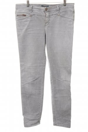 Street One Corduroy Trousers light grey casual look