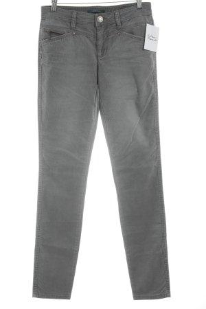 "Street One Pantalone di velluto a coste ""Jonas"" grigio"