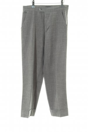 Street One Culottes hellgrau meliert Business-Look