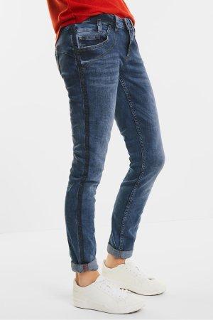 Street One Damen Slim Jeans 371033 Crissi