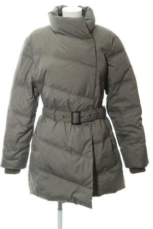Street One Manteau en duvet gris-gris clair style décontracté