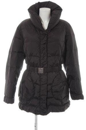 Street One Down Coat black casual look