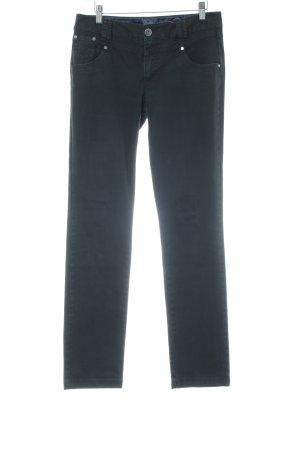 Street One Pantalón de cinco bolsillos negro look casual
