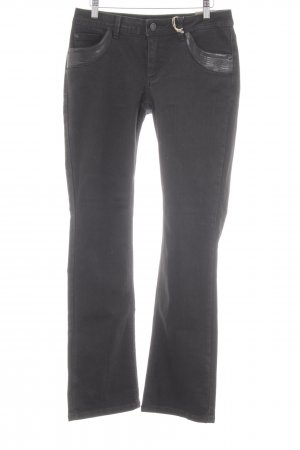 Street One Five-Pocket-Hose schwarz Casual-Look