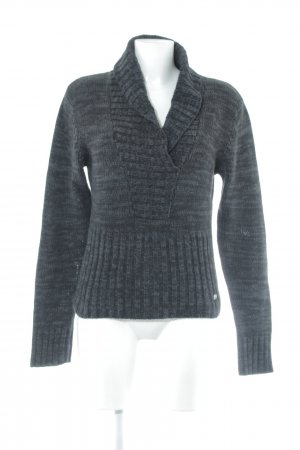 Street One Grobstrickpullover anthrazit Casual-Look