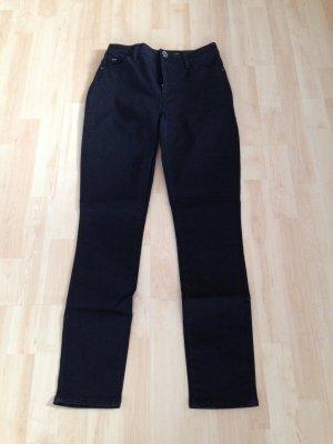 Street One Pantalón elástico negro