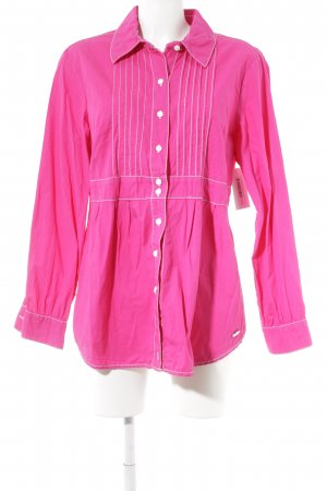 Street One Hemd-Bluse pink Casual-Look