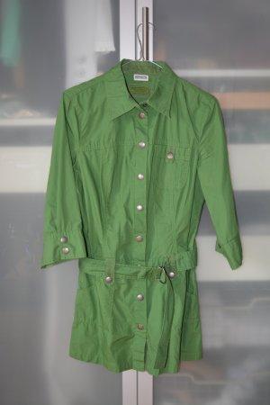 Street One Veste chemisier vert coton