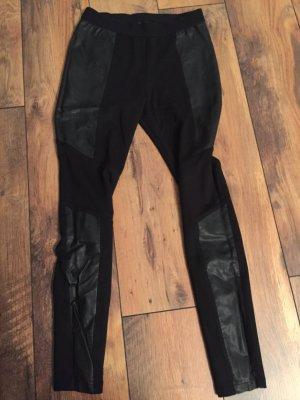 Street One Pantalone elasticizzato nero