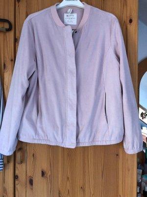 Street One Chaqueta tipo blusa rosa claro