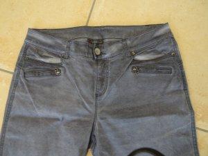 Street One Jeans 7/8 taubenblau 40/26 Slim