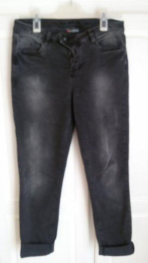 Street One Jeans dunkelgrau