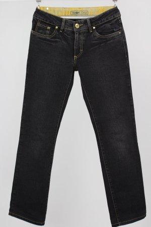 Street One Jeans schwarz Größe W 26 1711120050372