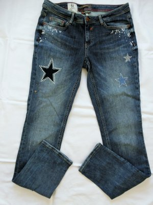 Street One Jeans Sternenbesatz Gr.29/32