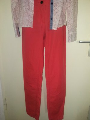 Street One Chinos red-raspberry-red