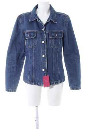 Street One Jeansjacke blau Casual-Look