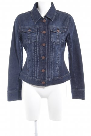 Street One Giacca denim blu scuro stile casual