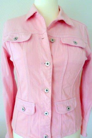 STREET ONE - Jeansjacke in rosa -Gr.42